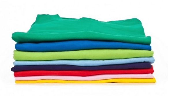 Image result for folded tshirt