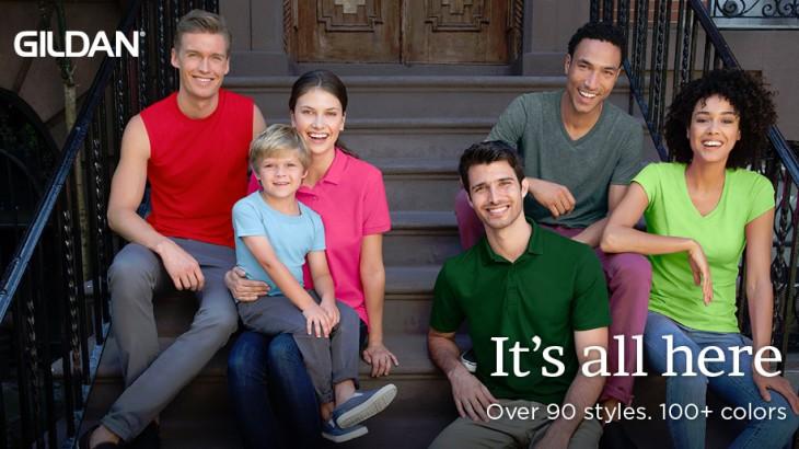 Why People Love Gildan's Blank Apparel - The Shirtmax Blog