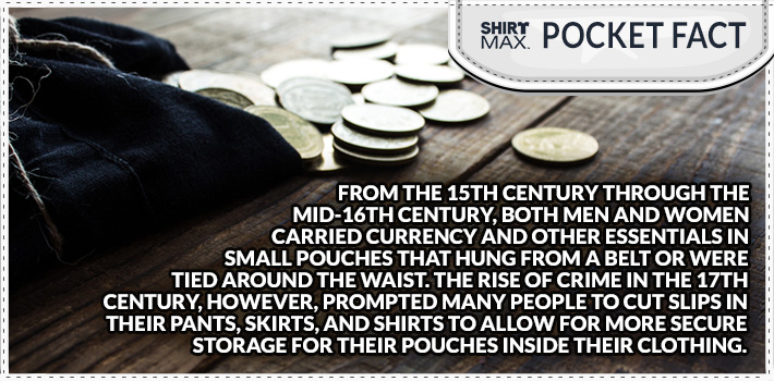 Money Pouch info quote