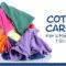 cotton care t shirts last longer