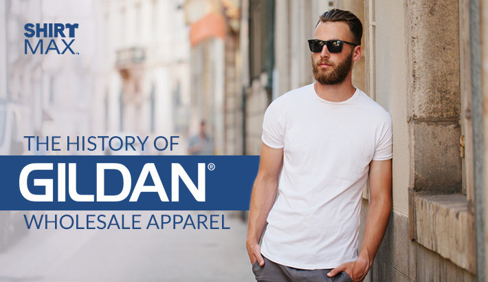 The History of Gildan Wholesale Apparel