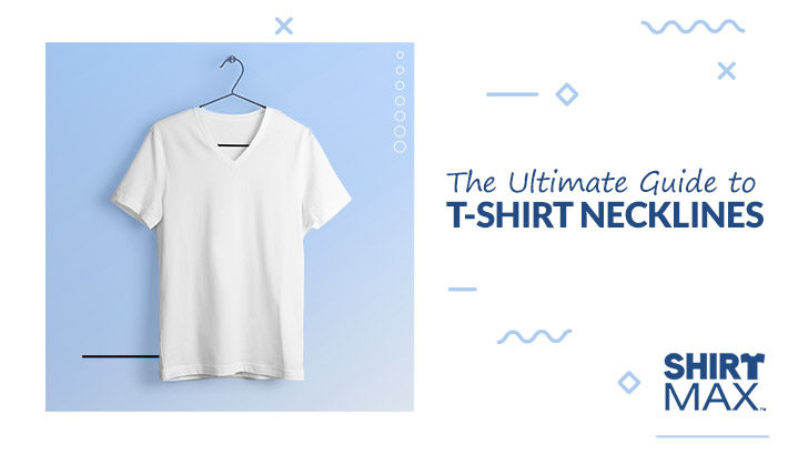 The Ultimate Guide to T-Shirt Necklines
