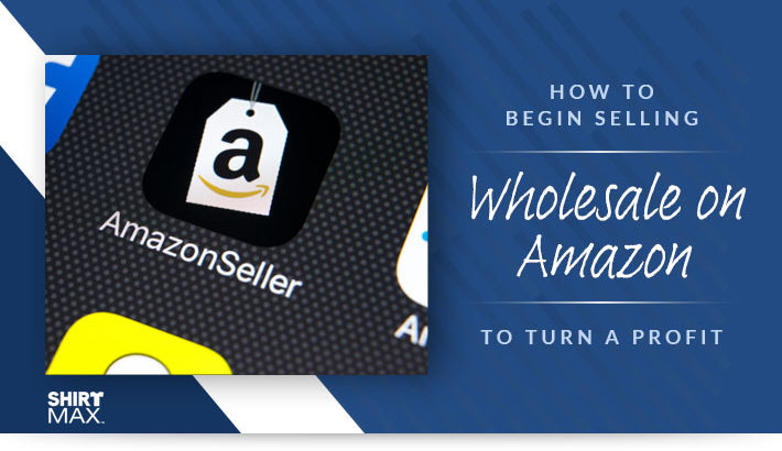 how to begin selling wholesale on amazon to profit